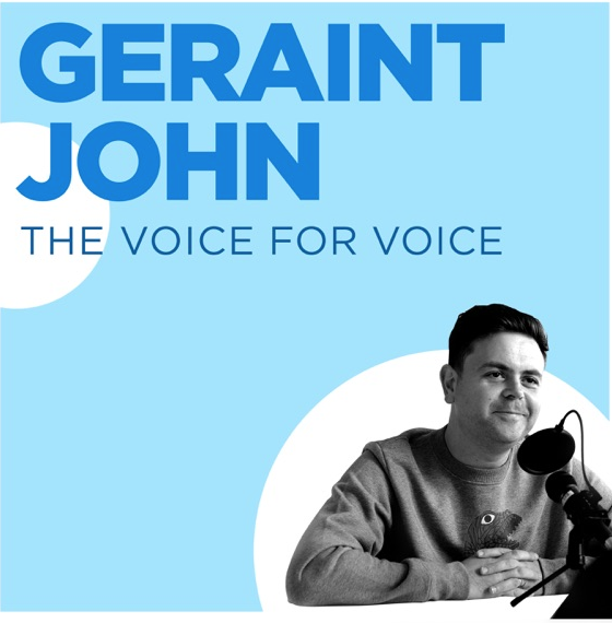 Geraint John - The Voice For Voice